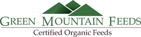 Certified ORGANIC feeds by Green Mountain Feeds, Boston, Uxbridge, MA